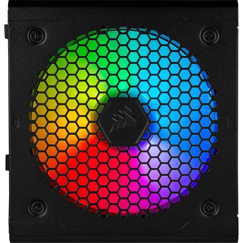 FUENTE DE ALIMENTACION CORSAIR ATX 750W 80+ BRONZE MODULAR RGB
