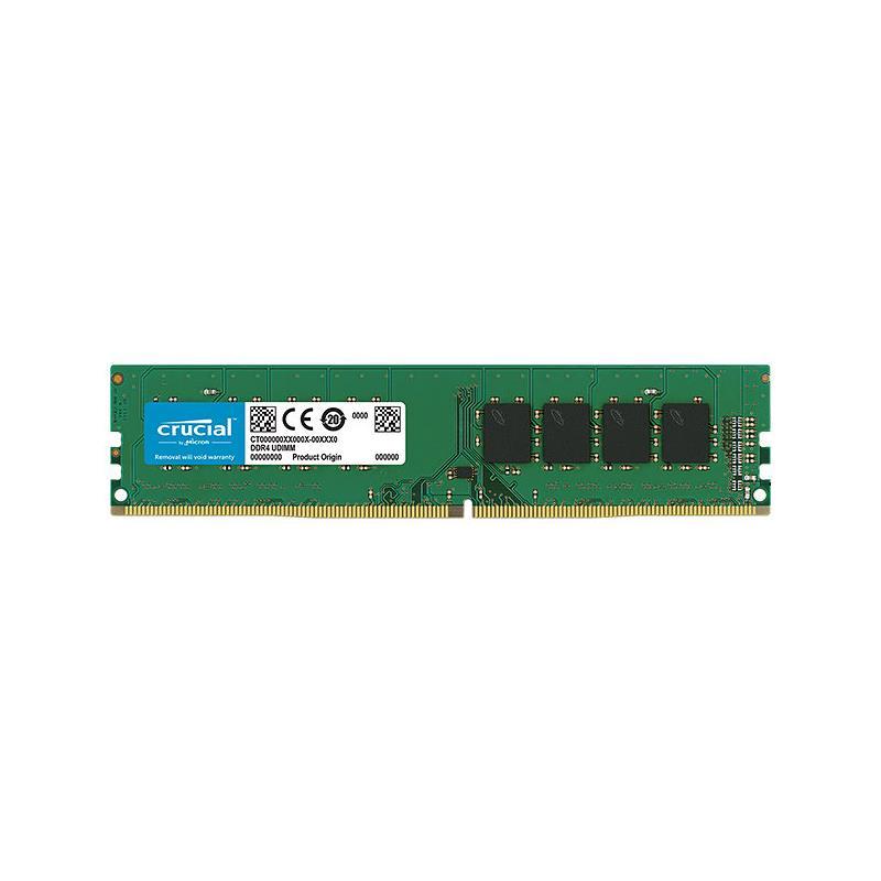 MEMORIA RAM 4GB CRUCIAL DDR4 2400MHZ