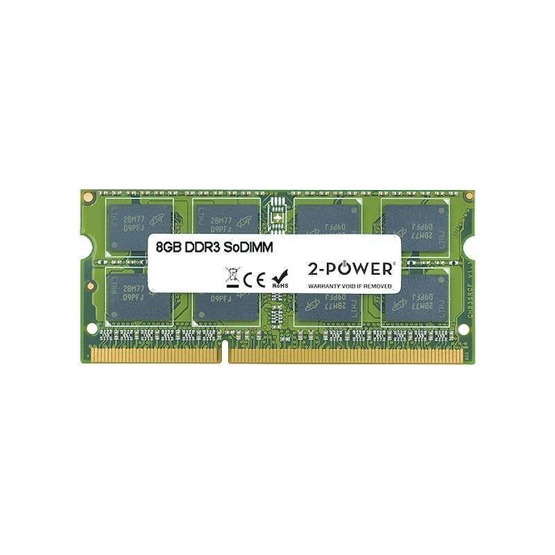 MEMORIA SODIMM 8GB 2-POWER DDR3 1600MHZ