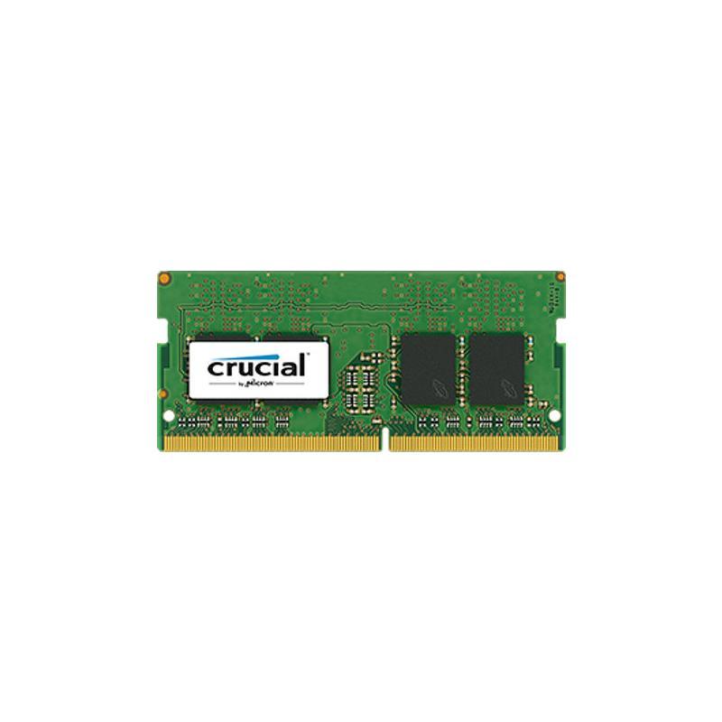 MEMORIA SODIMM 8GB CRUCIAL DDR4 2400MHZ