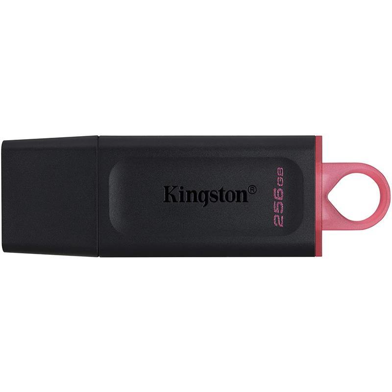 PEN DRIVE 256GB KINGSTON USB 3.2 BLACK