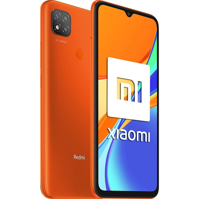 SMARTPHONE XIAOMI REDMI 9 6.53 FHD OCTA 4GB/64GB/13MPX/4G ORANGE