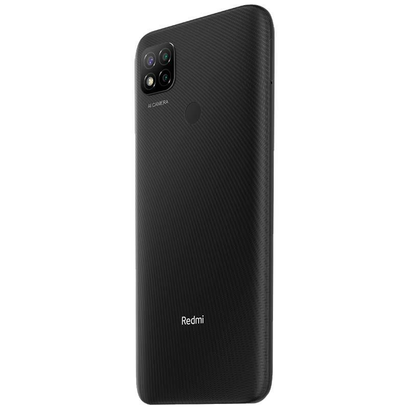 SMARTPHONE XIAOMI REDMI 9C 6.53 FHD OCTA 3GB/64GB/4G MIDNIGHT GREY