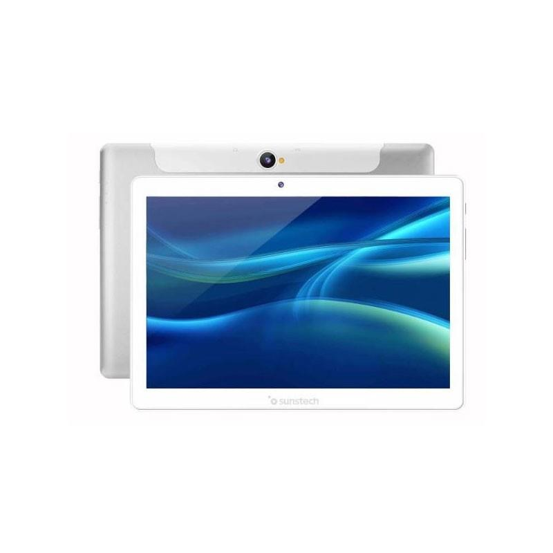 TABLET SUNSTECH TAB1081SL 10.1 IPS QC 2GB 32GB 3G 5MP ANDROID 8.1 SILVER