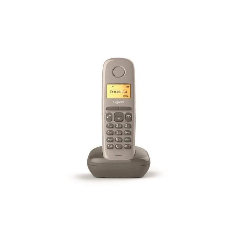 TELEFONO GIGASET A170 BROWN