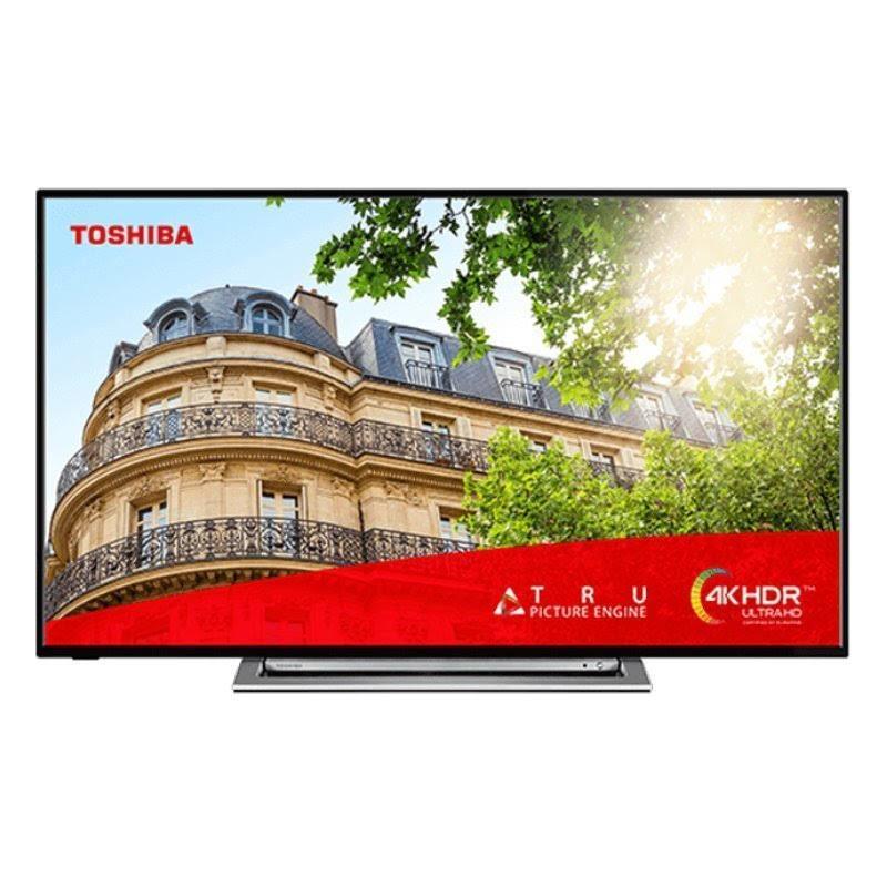 TELEVISOR LED TOSHIBA 55 4K UHD USB SMART TV WIFI HDMI DOLBY VISION