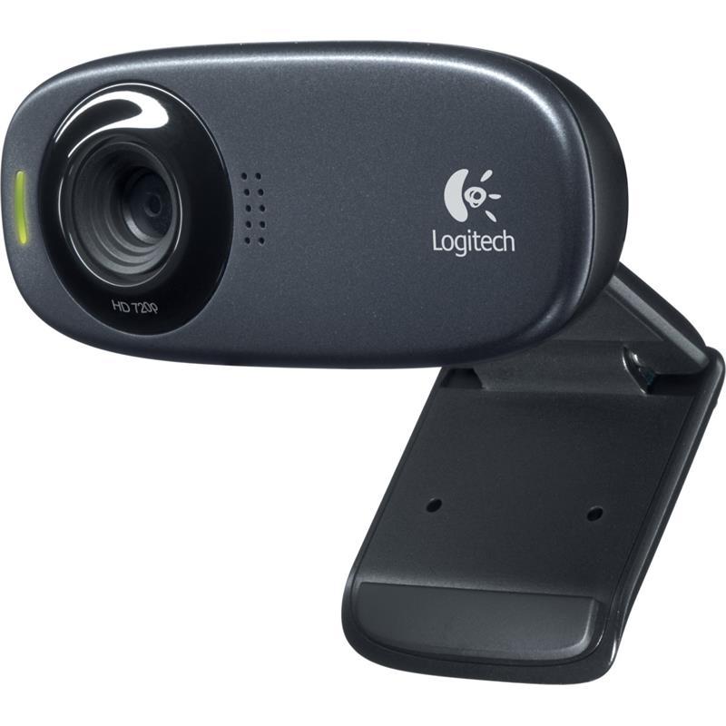 WEBCAM LOGITECH C310 5MP